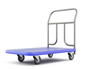 Plattformwagen, Transportwagen